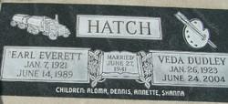 Earl Everett Hatch