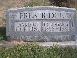 Annie Corinne <I>Wrigley</I> Prestridge