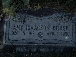 Amy Inez <I>Isaacson</I> Burke