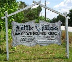 Little Bless Holiness Church Cemetery