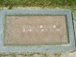 Vernal William Hoglund
