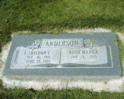 Sheldon C Anderson