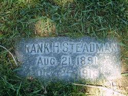 Frank Herbert Steadman