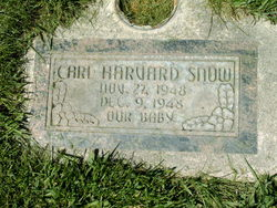 Carl Harvard Snow