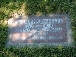Emanuel Francis Lennberg