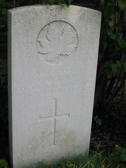 Lieutenant William Douglas Aird