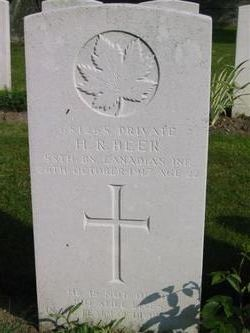 Private H. Russell Beer