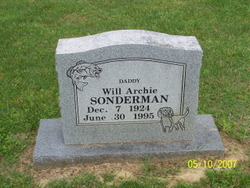 Will Archie Sonderman