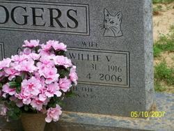 Willie V Rogers