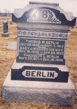 Thomas M. Berlin