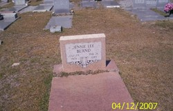 Jennie Lee Bland