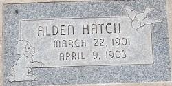 Alden Hatch