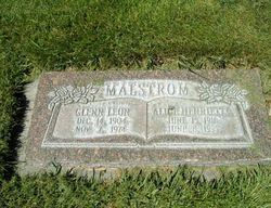 Alice Henrietta <I>Lawson</I> Malstrom