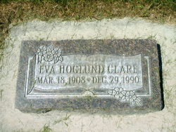 Eva <I>Hoglund</I> Clare
