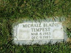 Michael Blaine Tempest