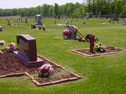 Salmon Cemetery