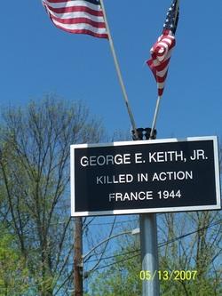 PFC George E Keith, Jr