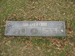 Emma Mae <I>Ford</I> Boyd