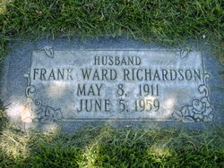 Frank Ward Richardson, Jr