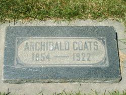 Archibald Coats