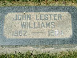 John Lester Williams, Sr