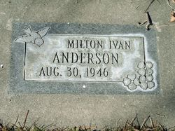 Milton Ivan Anderson
