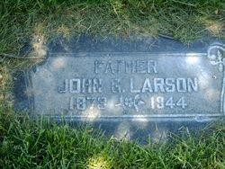 John Gothard Larson