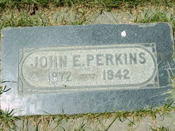 John Edward Perkins