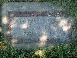 Tilda <I>Hanson</I> Backman