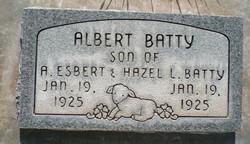 Albert Batty
