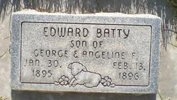 Edward Harrison Batty