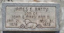 James Edward Batty