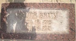 Zelma Batty