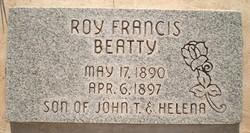 Roy Francis Beatty