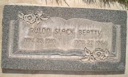 Rulon Slack Beatty