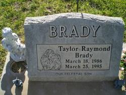 Taylor Raymond Brady