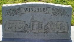 George Davis Bringhurst