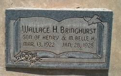 Wallace Hammond Bringhurst
