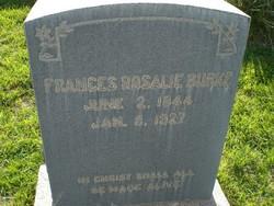 Frances Rosalie Burke