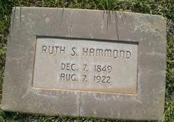 Ruth Smith Hammond
