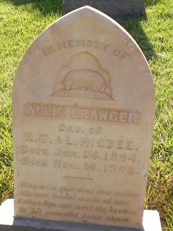 Allie Grainger Higbee