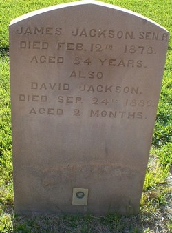 James Jackson, Sr