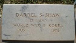 Darrel Stallman Shaw