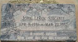 John LeRoy Sircable