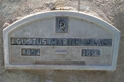 Augustus Martin Slack