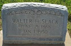 Walter Herbert Slack