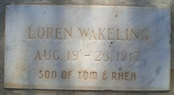 Loren Wakeling