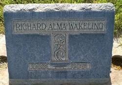 Richard Alma Wakeling