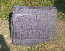Martha Jane <I>Wells</I> Griggs