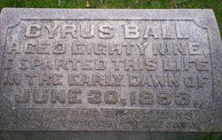 Judge Cyrus Ball